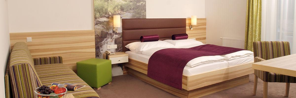 Zimmer Hotel Paunger